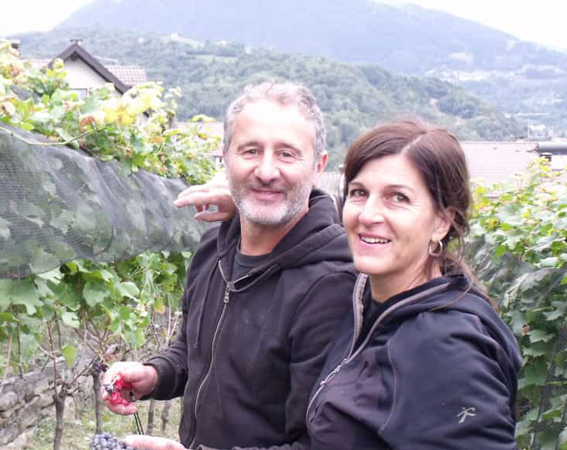 Katja Zanon e Gianluca De Min Valdepol